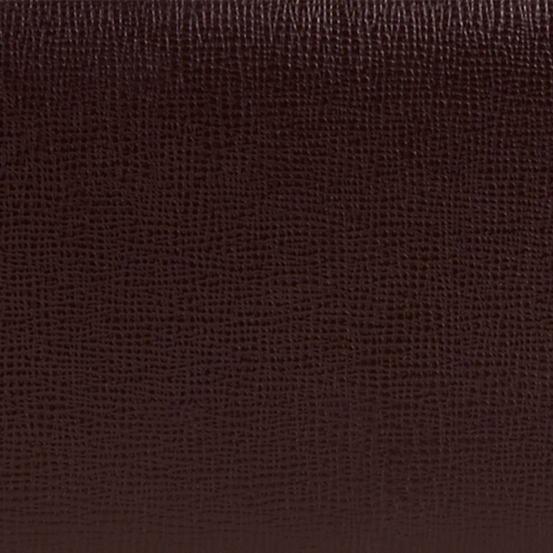 Wine London Leather Continental Wallet - gallery image 2