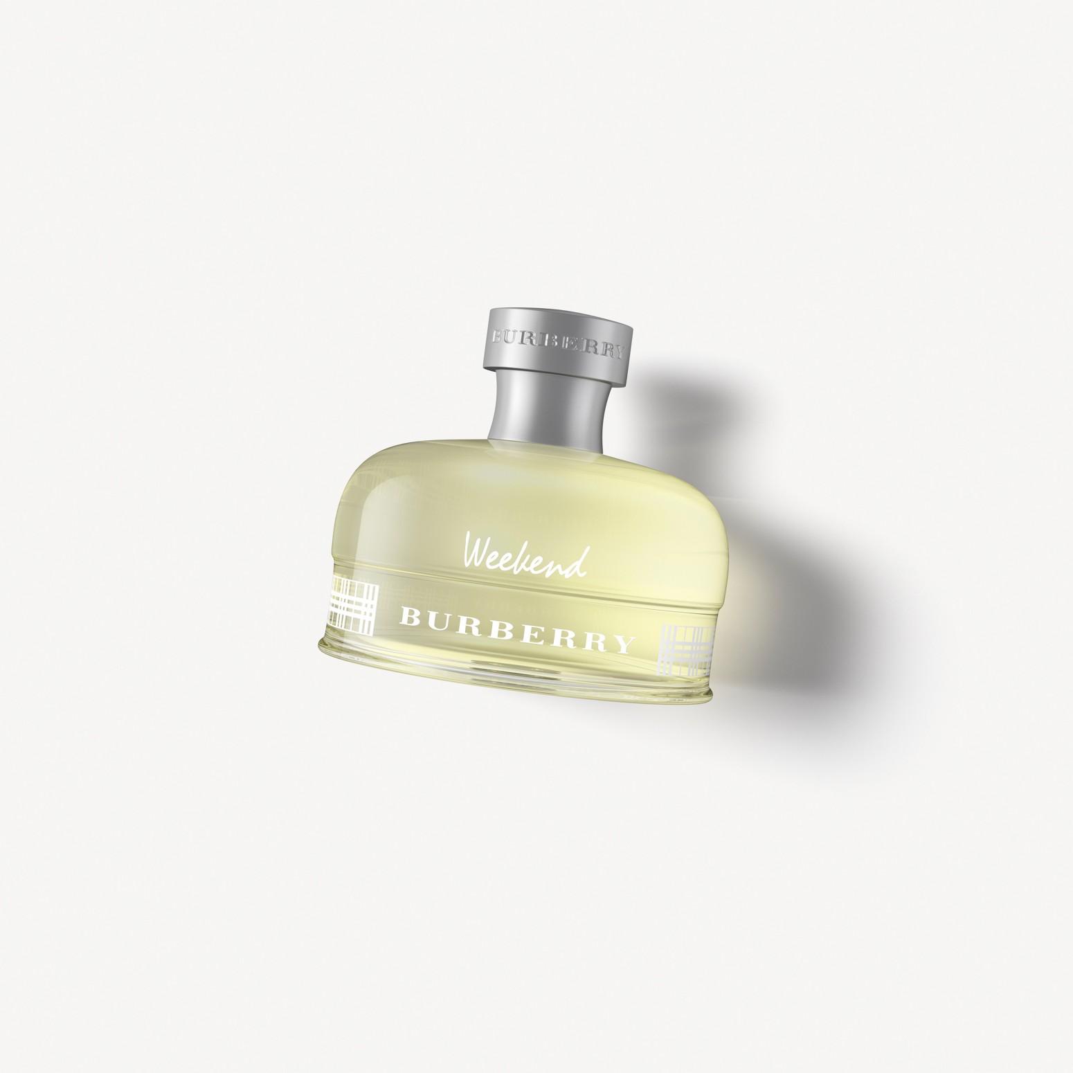 burberry weekend eau de parfum 100ml burberry. Black Bedroom Furniture Sets. Home Design Ideas