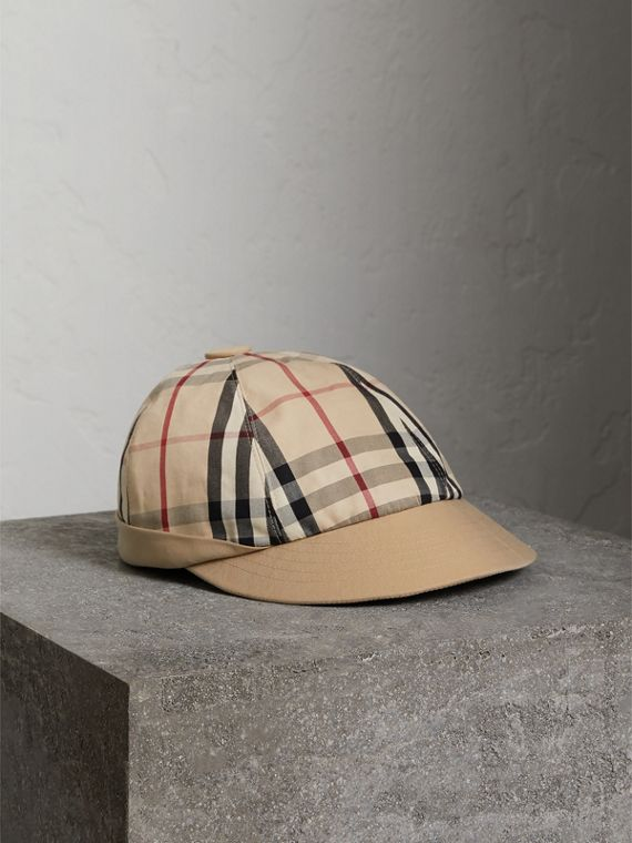 Gosha x Burberry Baseball Cap in Honey