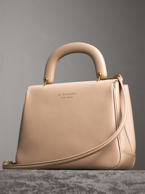 The Medium DK88 Top Handle Bag in Honey - Women | Burberry Hong Kong - cell image 2
