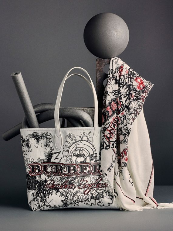 The Large Reversible Doodle Tote