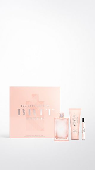 Coffret Eau de Toilette Burberry Brit Sheer