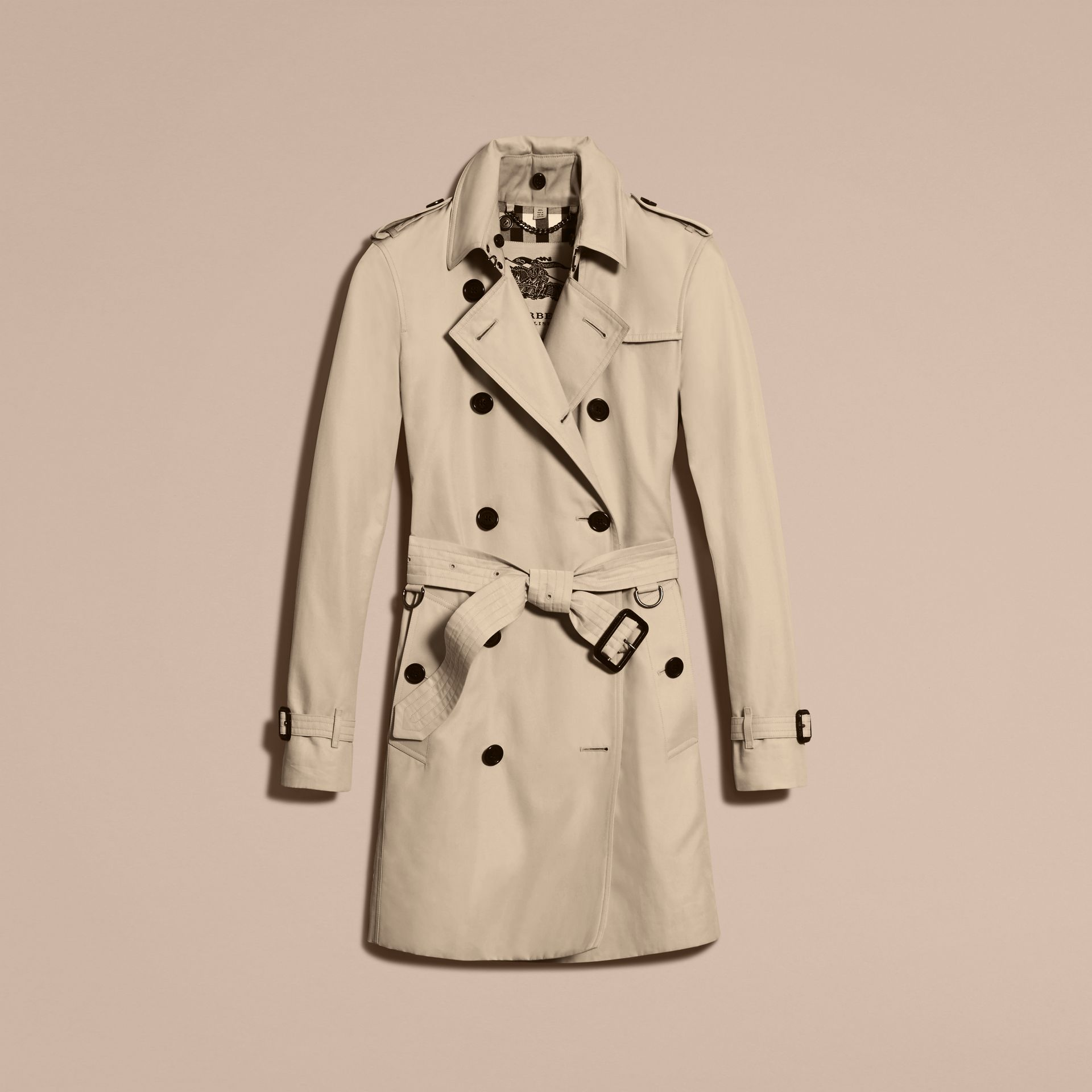 Stone The Kensington – Trench-coat Heritage mi-long Stone - photo de la galerie 4
