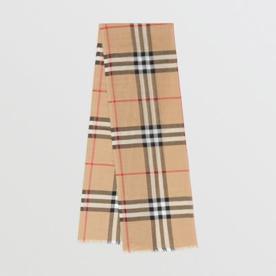 Scarves For Men Burberry United States