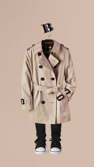 The Sandringham – Heritage Trench Coat