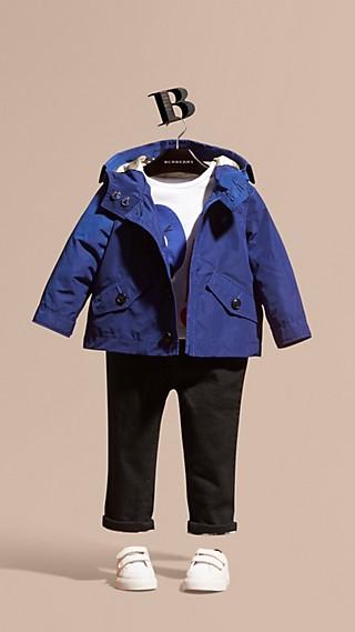 Packaway Technical Parka Jacket