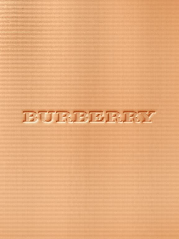 Burberry Cashmere Compact – Ochre Nude No.12 - Women | Burberry United States - cell image 1