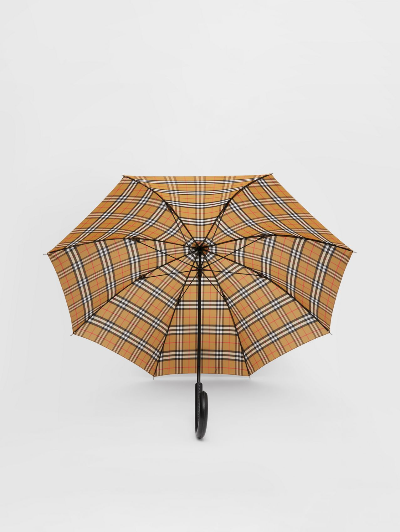 Vintage Check Umbrella (Archive Beige)