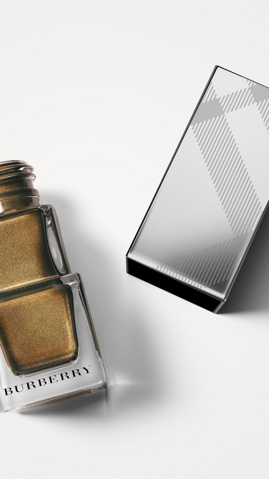 Metallic khaki 202 Nail Polish - Metallic Khaki No.202 - Image 1