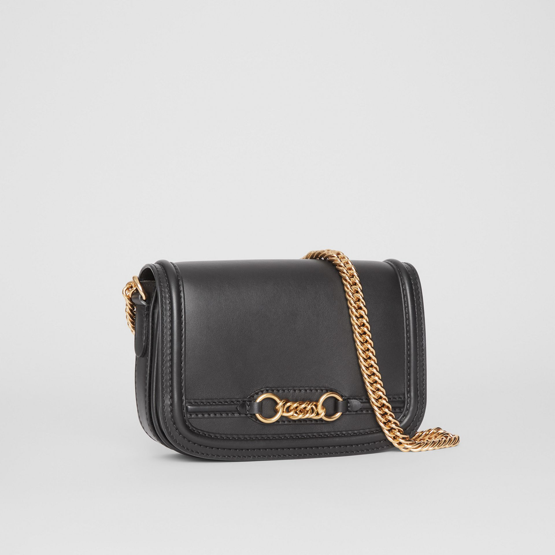 Sac The Link en cuir (Noir) - Femme | Burberry - photo de la galerie 6