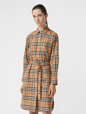 Women S Day Dresses Burberry United States