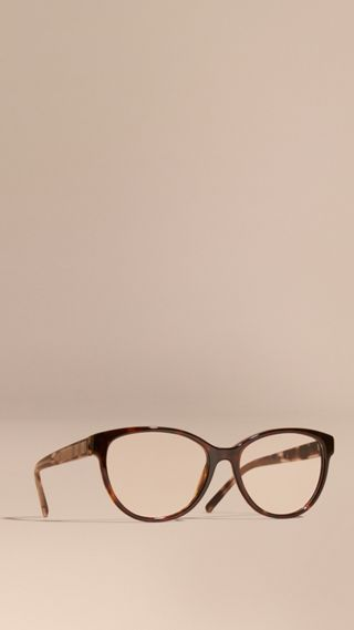 Check Detail Round Optical Frames