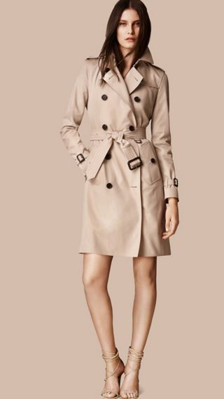Trench coat Kensington - Trench coat Heritage largo