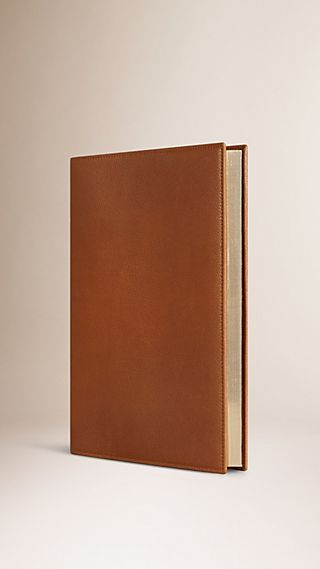 Grainy Leather 18 Month 2015/16 A4 Diary
