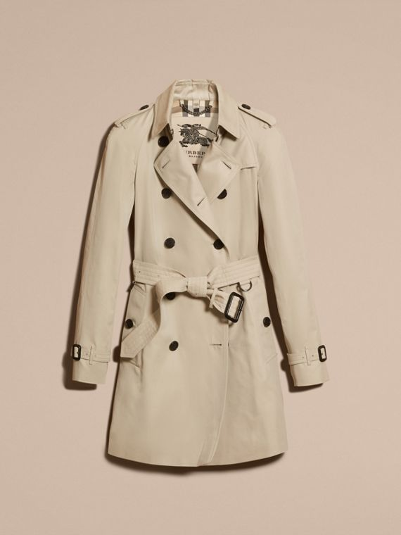 Stone The Westminster – Mid-Length Heritage Trench Coat Stone - cell image 3