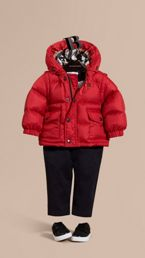 Detachable Sleeve Puffer Jacket