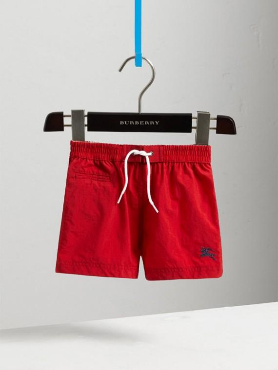 Boxer mare ad asciugatura rapida (Rosso Militare)