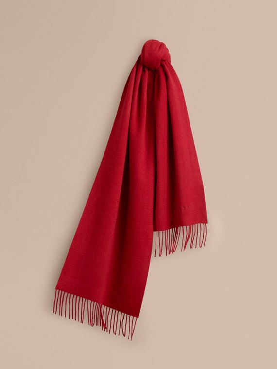 Parade red The Classic Cashmere Scarf Parade Red - cell image 3