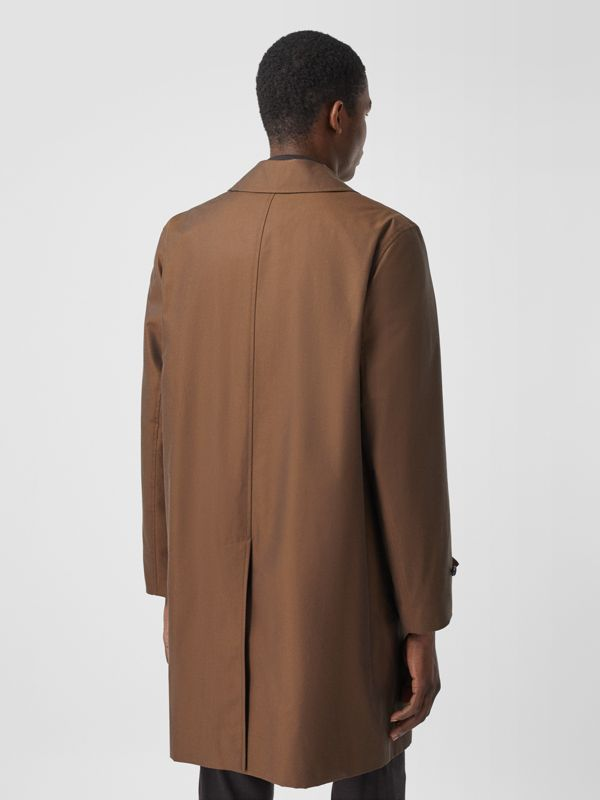 The Pimlico Heritage Car Coat in Amber Brown - Men | Burberry - cell image 2