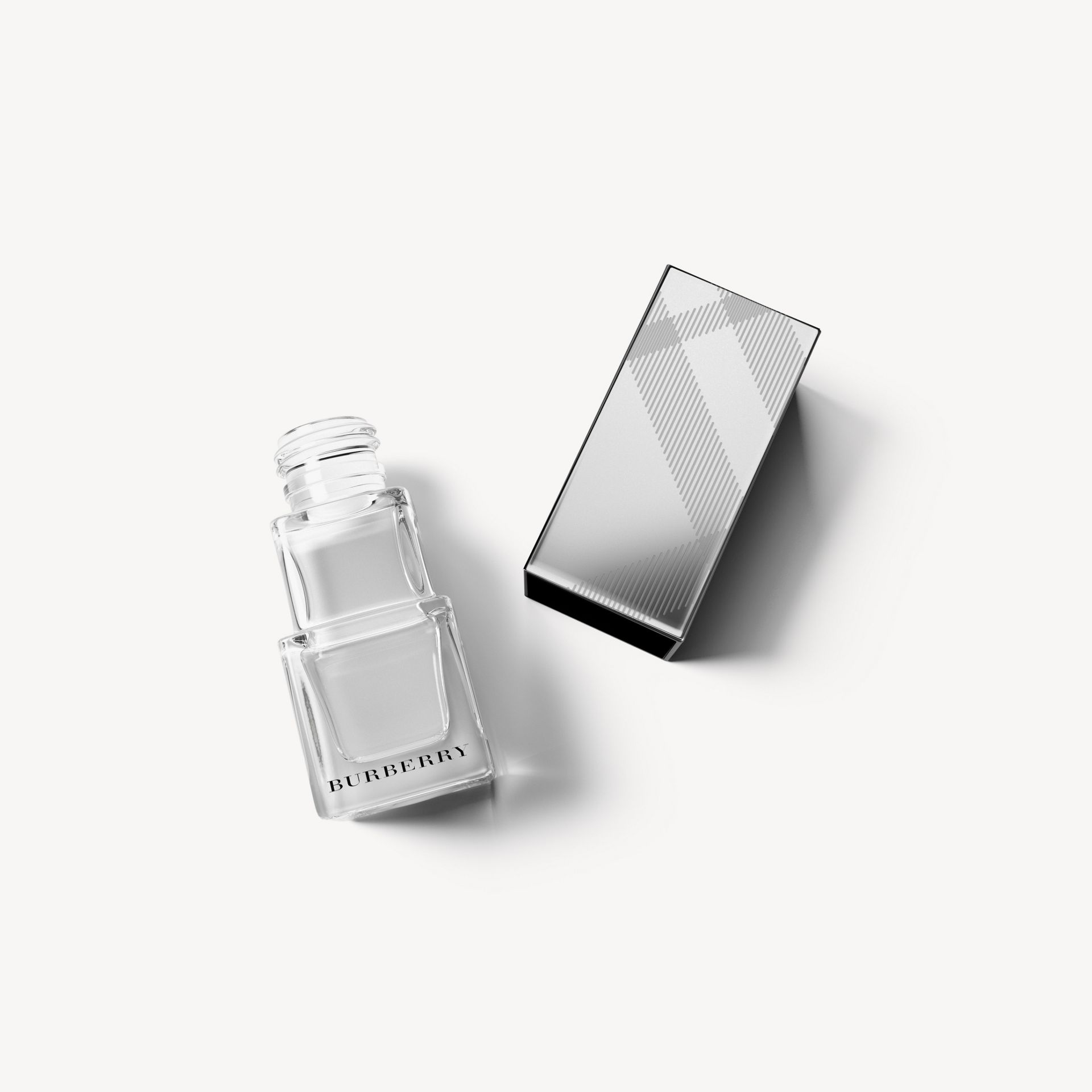 Nail Protect Base & Top Coat (Clear) - Femme | Burberry - photo de la galerie 0
