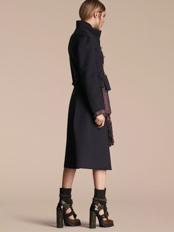 Dark navy The Military Tailcoat - cell image 2