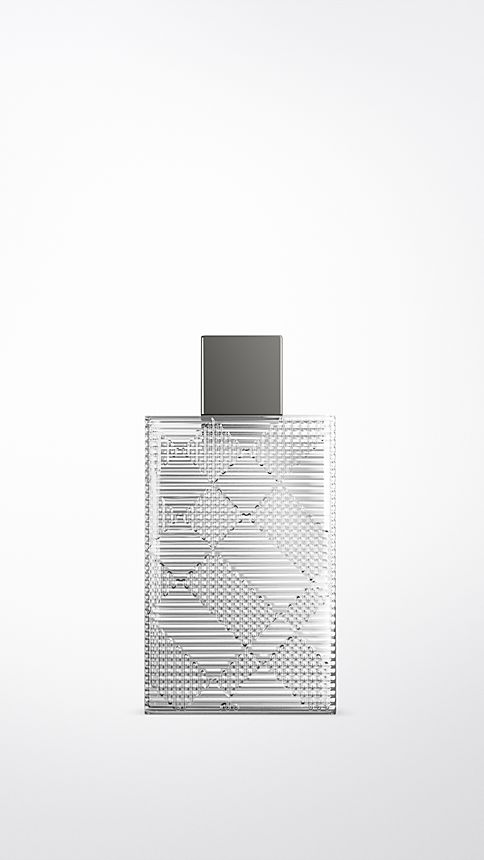 Clear Burberry Brit Rhythm Body Wash 150ml - Image 1