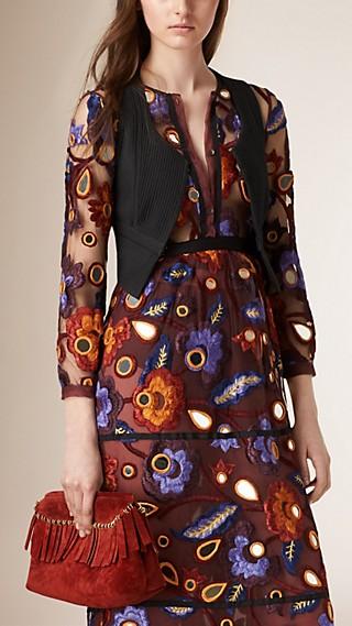 Cotton Silk Waistcoat