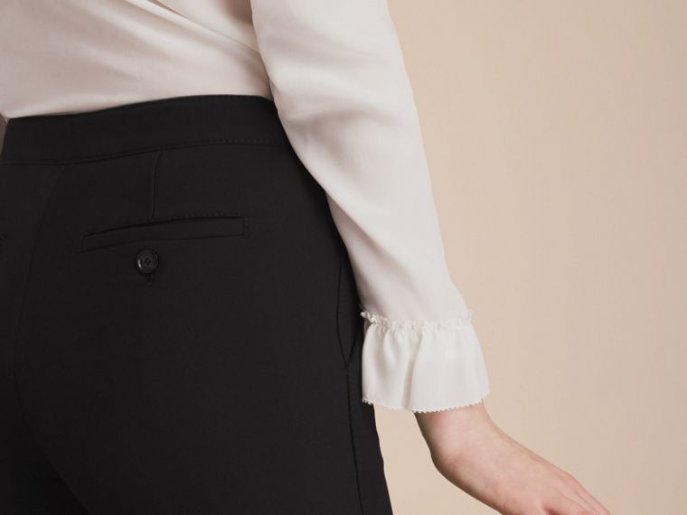 Wide-leg Technical Trousers - cell image 4