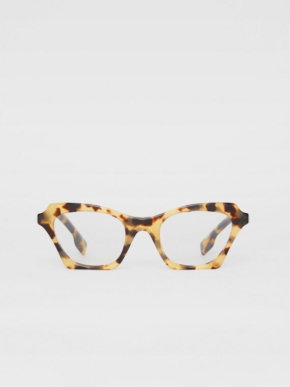 Butterfly Optical Frames in Tortoise Shell