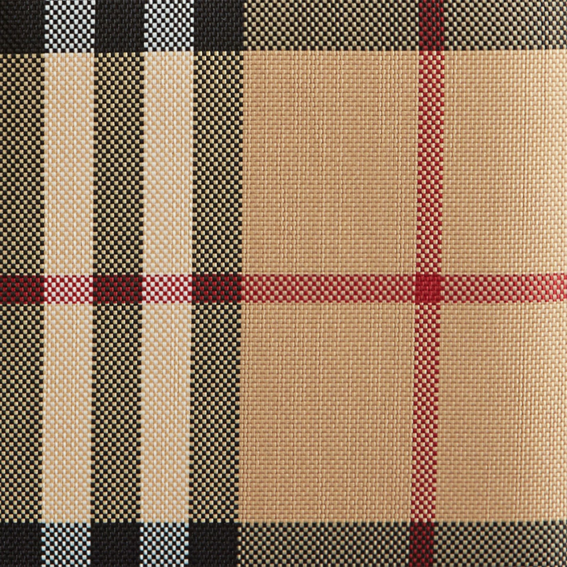 Horseferry Check International Bifold Wallet in Tan - Men | Burberry Canada - gallery image 2