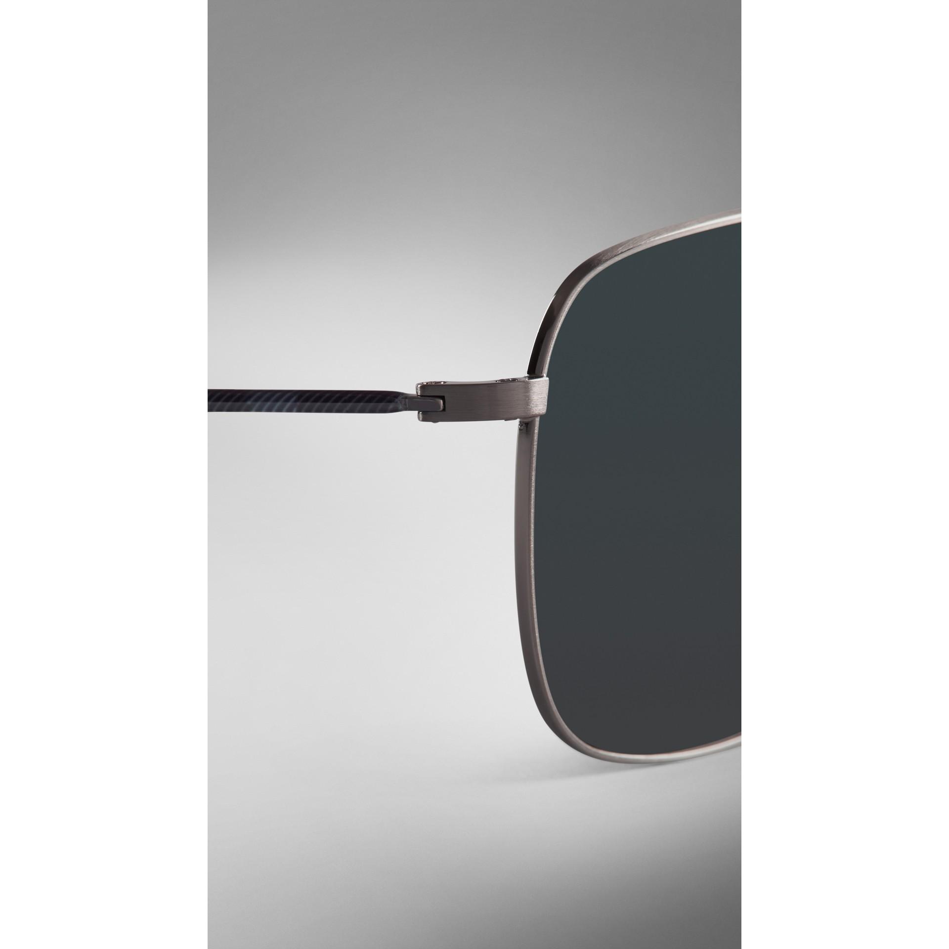 Aviator Polarised Sunglasses - gallery image 5