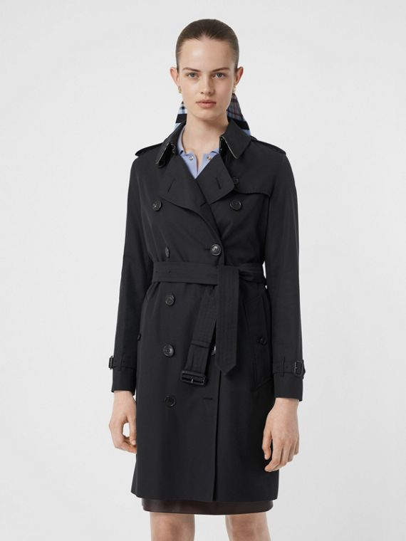 Trench coat Heritage The Kensington (Blu Notte)