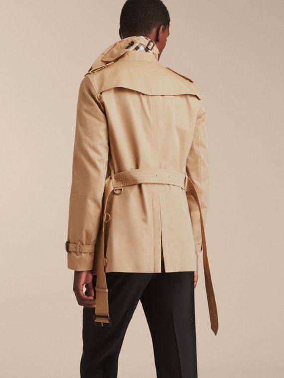Miele The Chelsea - Trench coat Heritage corto Miele - cell image 3