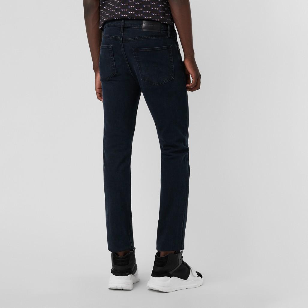 牛仔裤 版 型