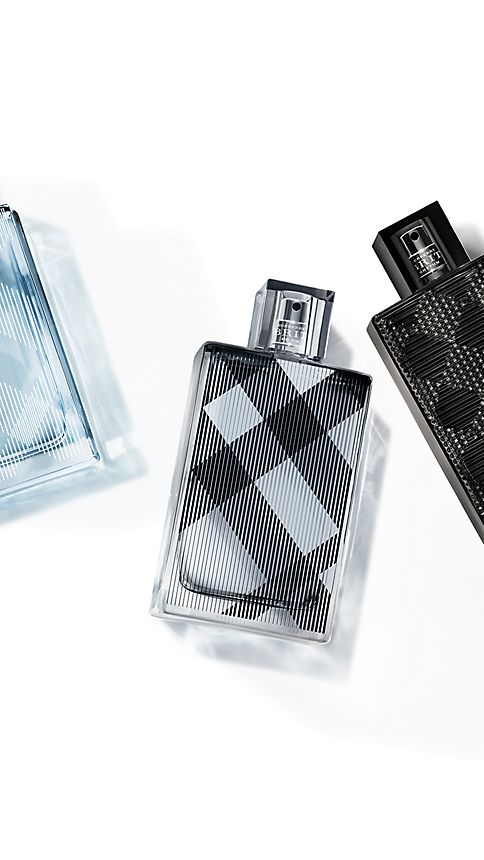 50ml Burberry Brit For Him Eau de Toilette 50ml - Image 4