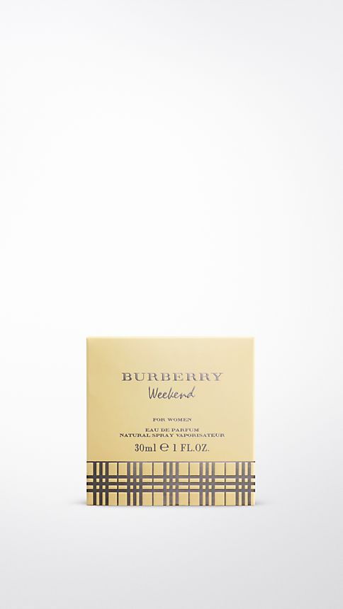 30ml Burberry Weekend For Women Eau De Parfum 30ml - Image 2