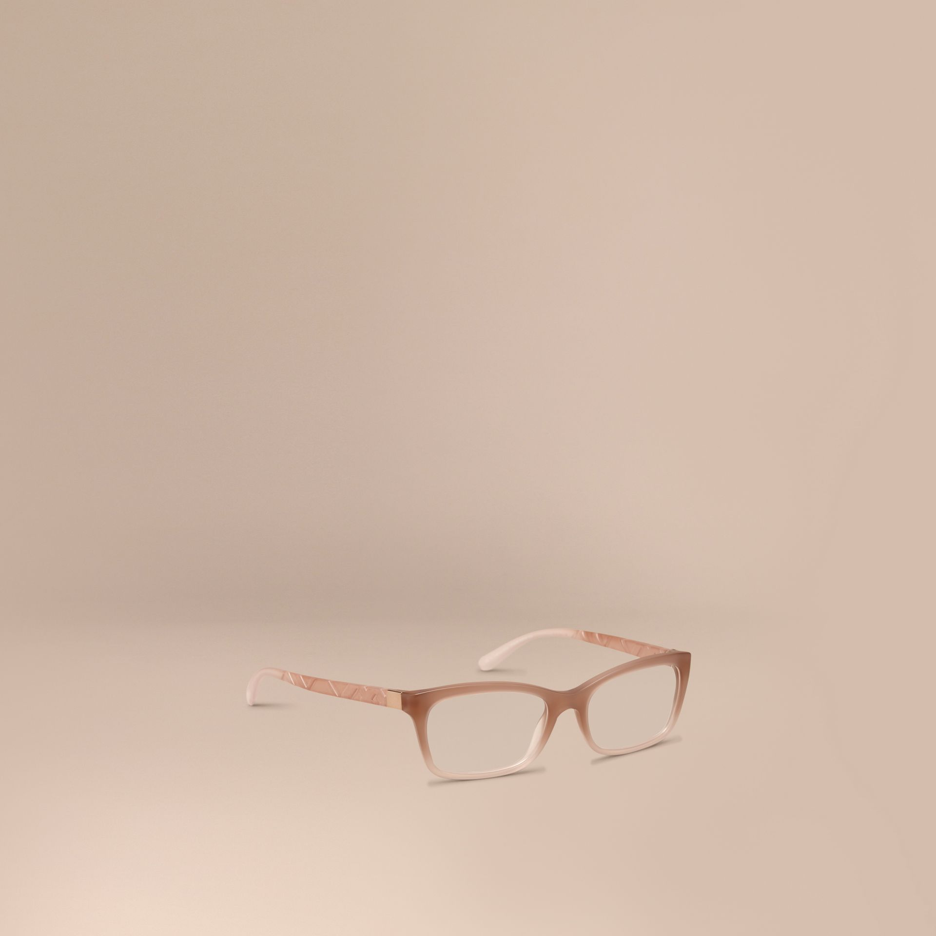 Check Detail Rectangular Optical Frames Trench - gallery image 1