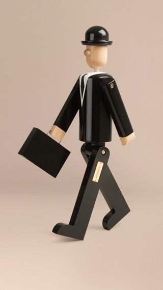 Marionnette en bois à l'effigie du Gentleman en édition limitée