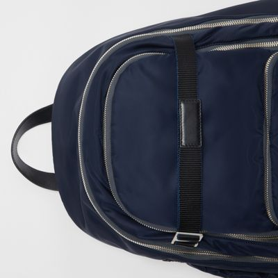 Blue Aviator gallery Burberry Men Kingdom Ink United EKD Large Nylon in Backpack Y4qgqw