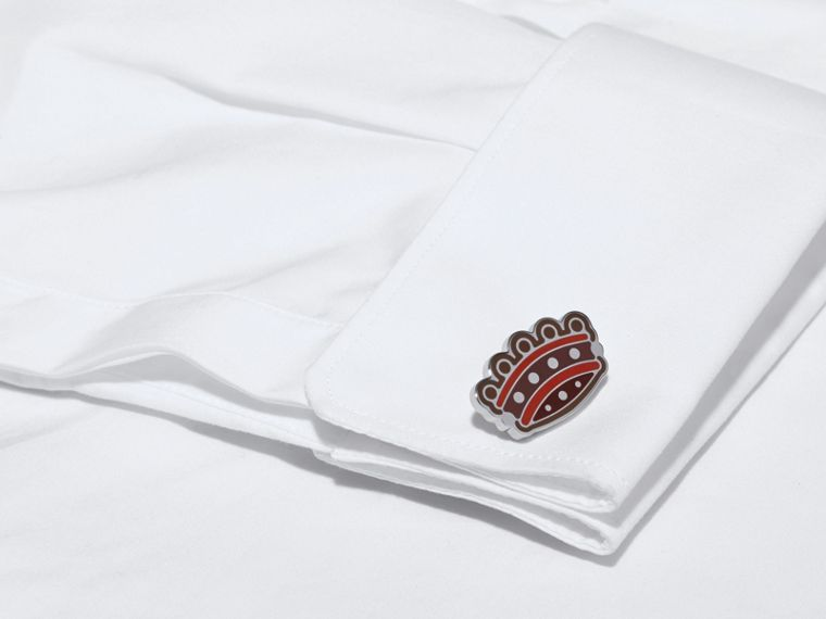 Crown Cufflinks - cell image 1