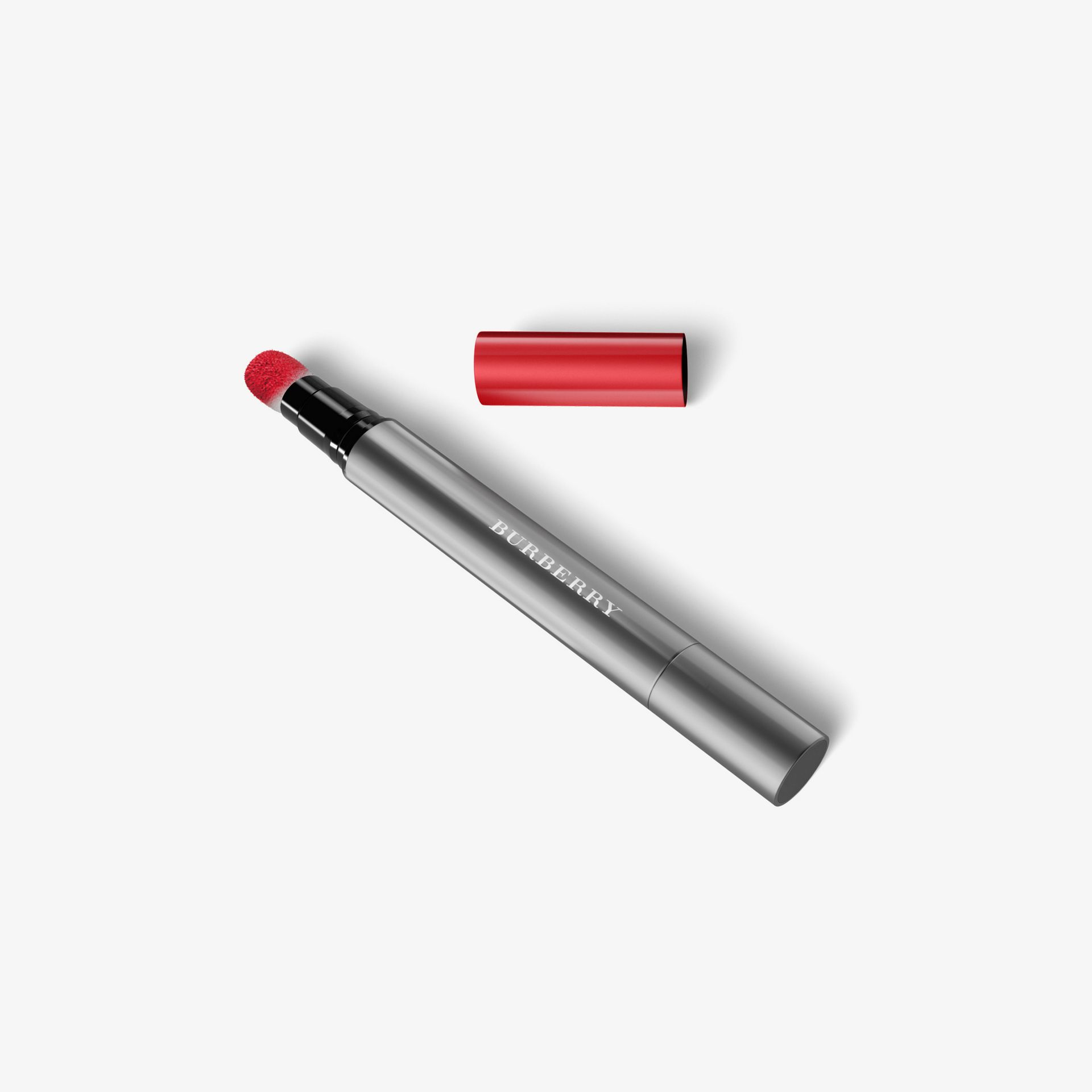 Lip Velvet Crush - Military Red No.65 - Donna | Burberry - immagine della galleria 0