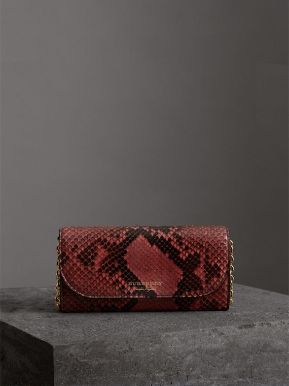 Python Wallet with Chain in Peony