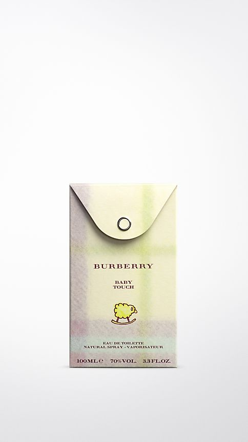White Burberry Baby Touch 100ml - Image 2
