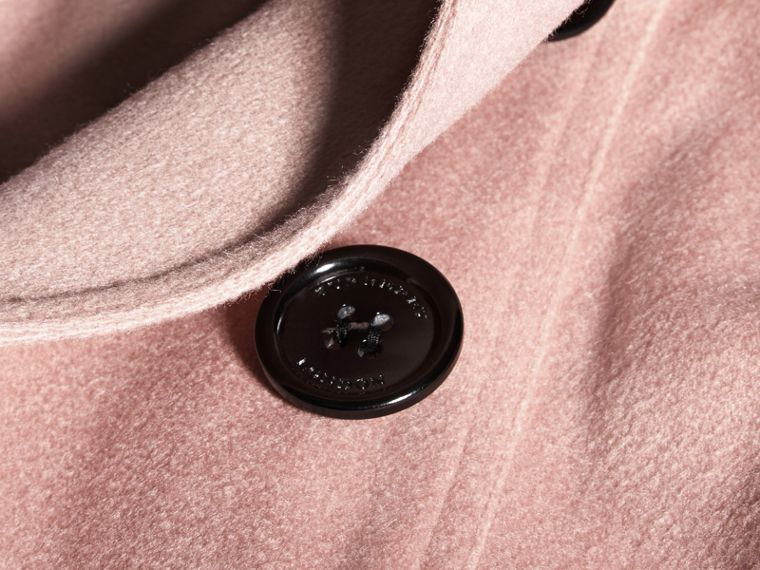 Chalk pink Sandringham Fit Cashmere Trench Coat Chalk Pink - cell image 1