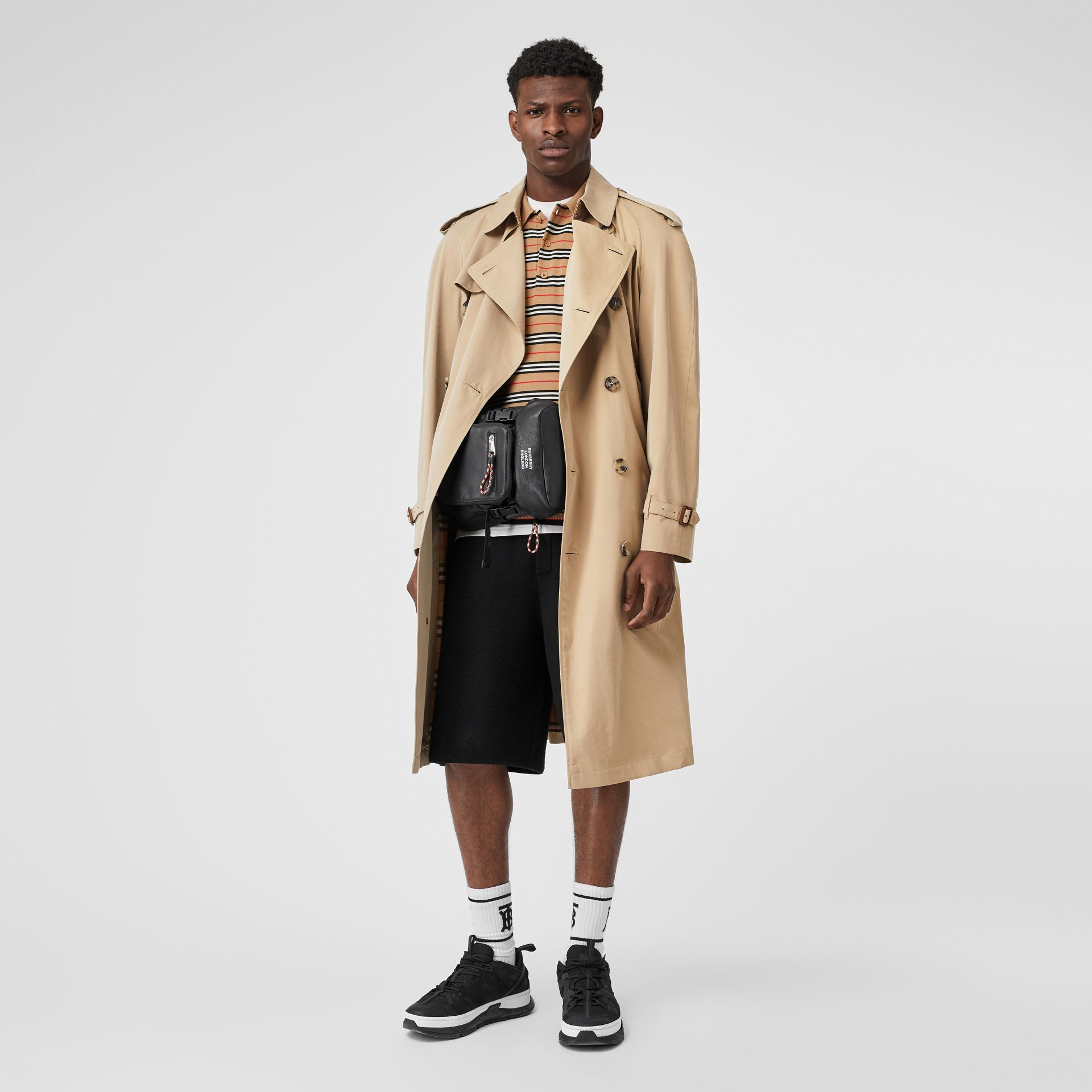 The Westminster Heritage Trench Coat in Honey - Men | Burberry United States - gallery image 0