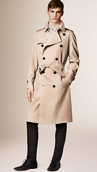 The Westminster - Trench coat Heritage lungo