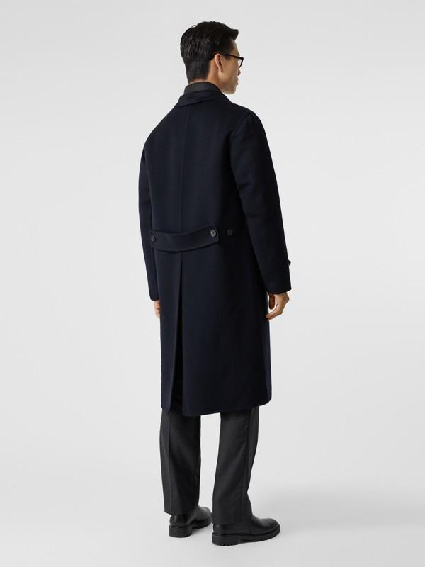 Пальто Lab Coat из кашемира (Темно-синий) - Для мужчин | Burberry - cell image 2