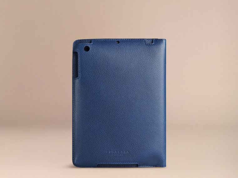Bright navy Grainy Leather iPad Mini Case Bright Navy - cell image 1