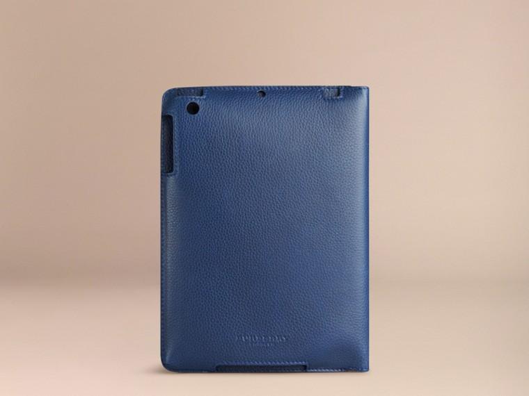 Marine vif Étui pour iPad mini en cuir grainé Marine Vif - cell image 1