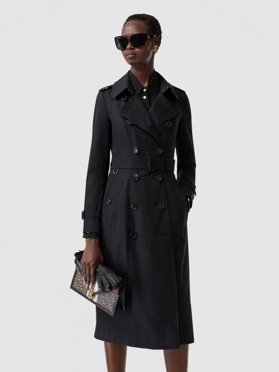 The Chelsea - Trench coat Heritage longo (Meia Noite)
